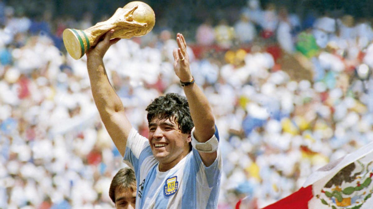 Diego Maradona passed away at the age of 60