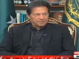 Imran Khan said ISI listens his conversation