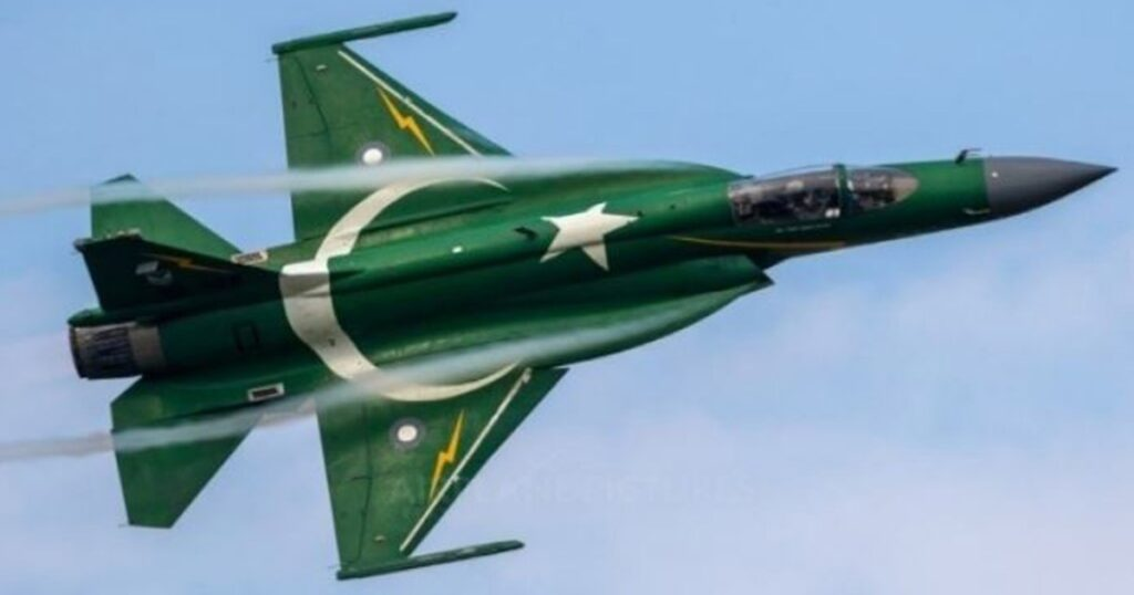 JF-17 Thunder grounded