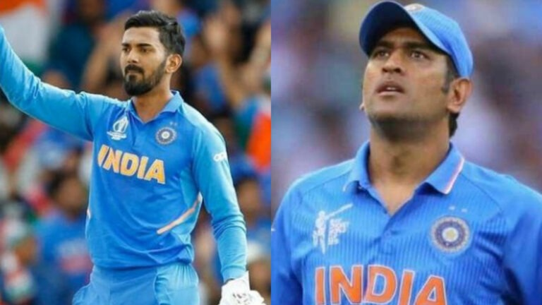Can KL Rahul fill MS Dhoni's shoes ?
