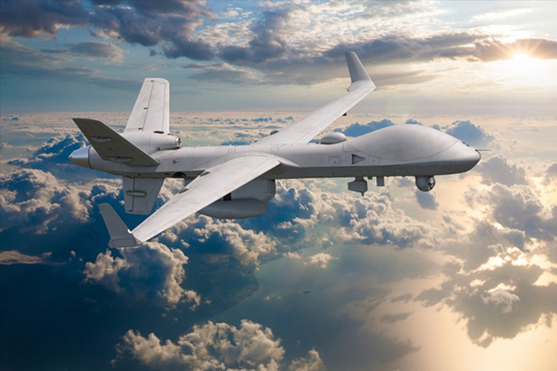 Indian navy leased 2 MQ-9B SeaGuardian Drones