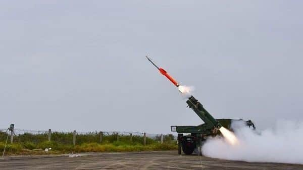 Drdo successfully test fires qrsam today