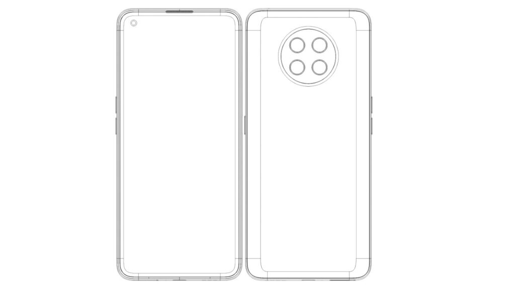 Realme Patents Smartphone with Circular Camera Module