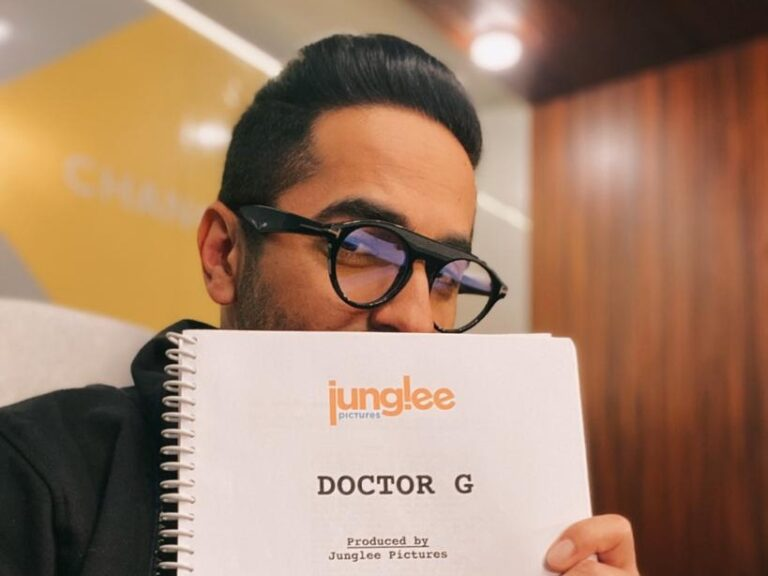 Ayushmann Khurrana announces  third film with Junglee Pictures, titled Doctor G