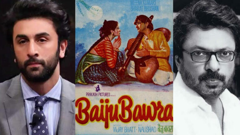 Ranbir Kapoor finally speaks on doing Sanjay Leela Bhansali's Baiju Bawra