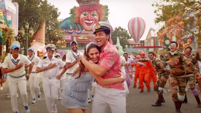 Coolie No.1 song 'Mirchi Lagi Toh' defaming Indian Armed Forces leaves netizens furious