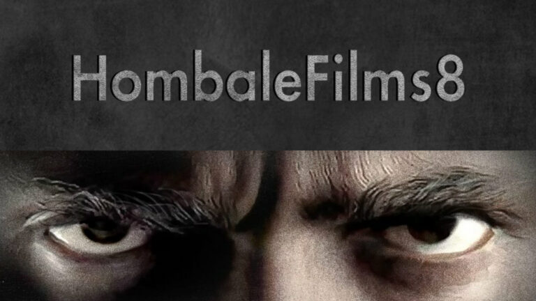 Producers of KGF to announce #HombaleFilms8 on December 17, Sri Murali is rumoured to lead the cast