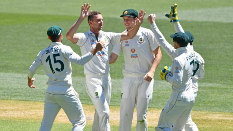 IND Vs AUS: India sets a new record, lowest score in the history of Indian Cricket