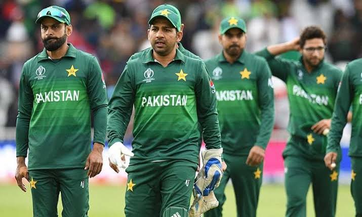 No Pakistani players in ICC Test ODI T20 Team of the decade
