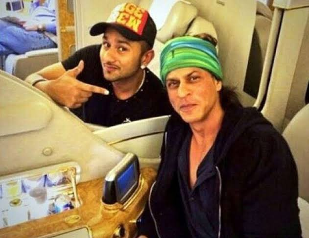 SRK Yo Yo Honey Singh