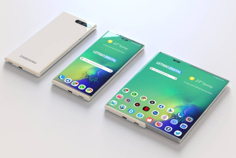 Foldable or Rollable? Samsung is confused