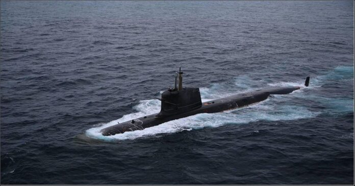 Project P75I for Indian Navy