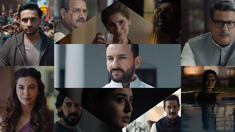 Saif Ali Khan's Amazon Original 'Tandav' to release on January 15, watch teaser