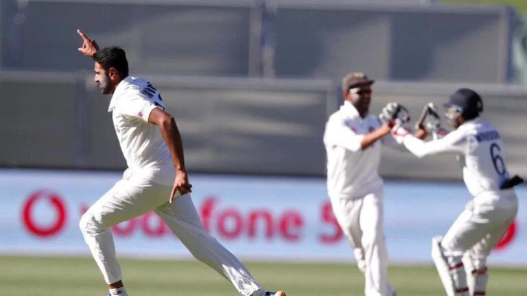 Ind vs Aus 2020 1st Test: R Ashwin doing Imran Tahir after Smith's wicket steals the internet