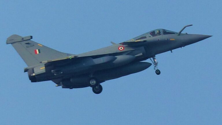 SCALP EG cruise missile integrated with Indian Rafale, adding more teeth to IAF