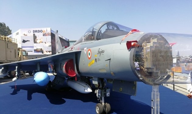 53 Tejas MK1A to be equipped with indigenous Uttam AESA radar