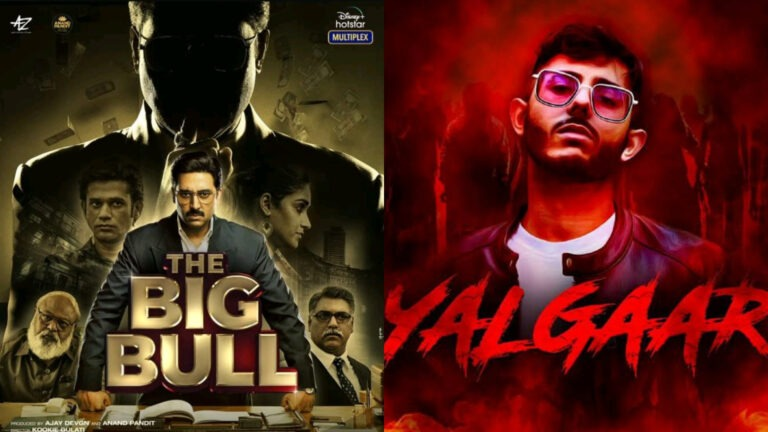 CarryMinati's song Yalgaar becomes The Big Bull title track, see the trailer here