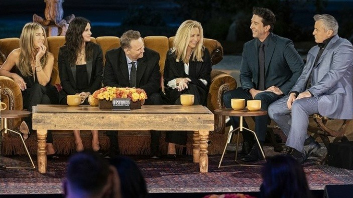 Friends Reunion Release Time in India on May 27